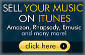 Sell Your Music on iTunes, Amazon, rhapsody and more