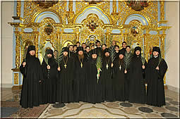 Monks Choir of Kiev Pechersk Monastery