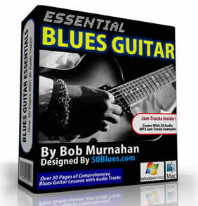 Blues Guitar Essential