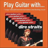 Play Guitar With Dire Straits. professional bBacking tracks for guitar